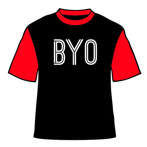 BYO T-shirt or Hoodie